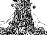 Mandalas Tree