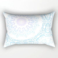 winter-sun-mandala-rectangular-pillows