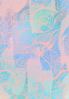 Abstract pastels color pattern
