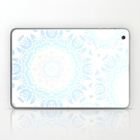light-blue-mandalas-pattern-laptop-skins