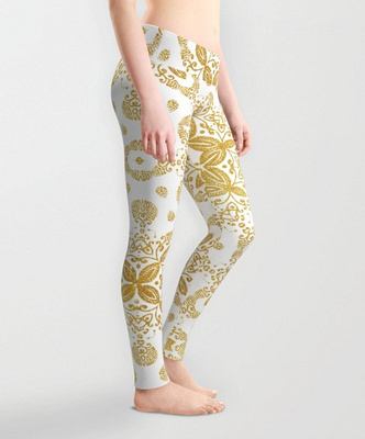 golden-pattern-lxv-leggings