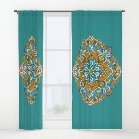 golden-green-vector-mandala-curtains
